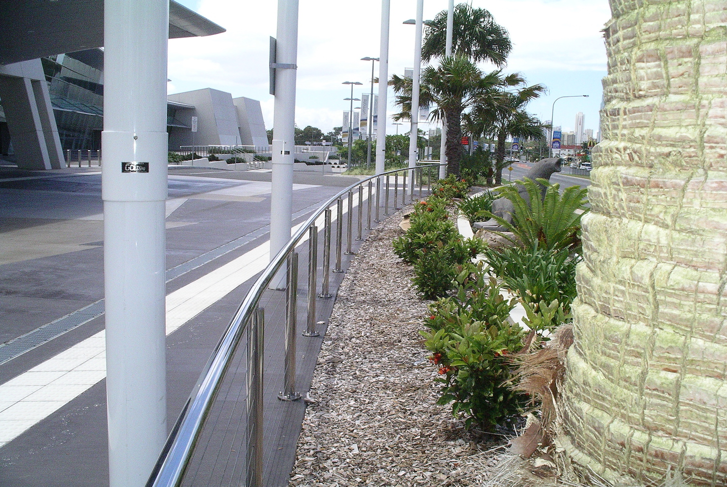 Gold Coast Convention and Exhibition Centrebalustrading 00046