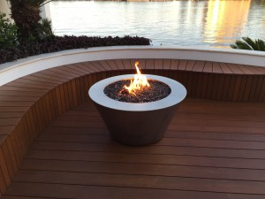 fire pit outdoor decorative heater