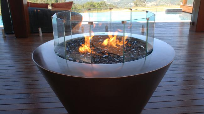 Fire Pit by Southern Stainless