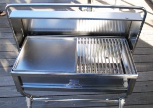 Cookout Stainless Grill BBQ