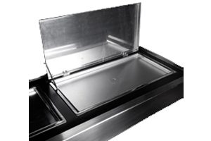 Southern Stainless: Cookout Deluxe Flush Mount Drop In BBQ