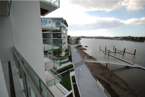 Southern Stainless - One Macquarie Street, balustrade, stainless steel