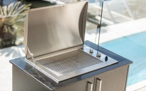 Infinity Stainless Gas BBQ
