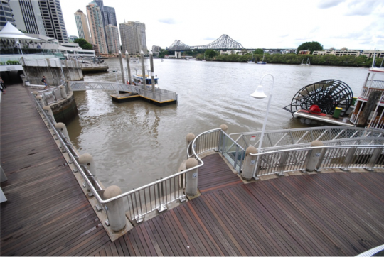 Southern Stainless - Brisbane City Reach Riverwalk-Image 4