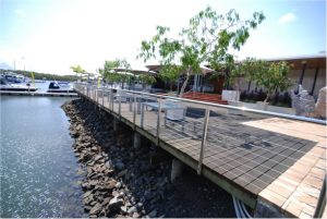 Southern Stainless - Sanctuary Cove, balustrade, stainless steel