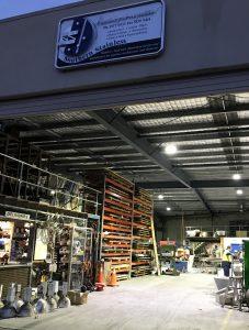 Southern Stainless Factory - Aqualuma Highbar LED's - 4