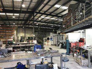 Southern Stainless Factory - Aqualuma Highbar LED's - 1