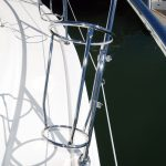 Stainless Marine Fender Basket