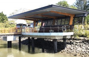 New Farm Ferry Terminal Stainless Steel Upgrade