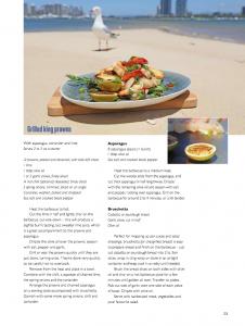 Club Marine Magazine-Cookout BBQ Culinary Cruising-Spread
