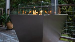 High quality stainless gas FirePit