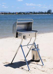 Cookout BBQ Beach Stand