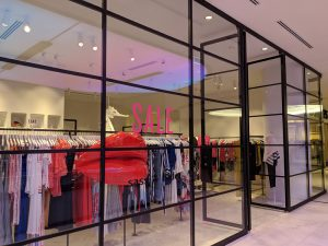 Sass and Bide Commercial Stainless Brisbane Store