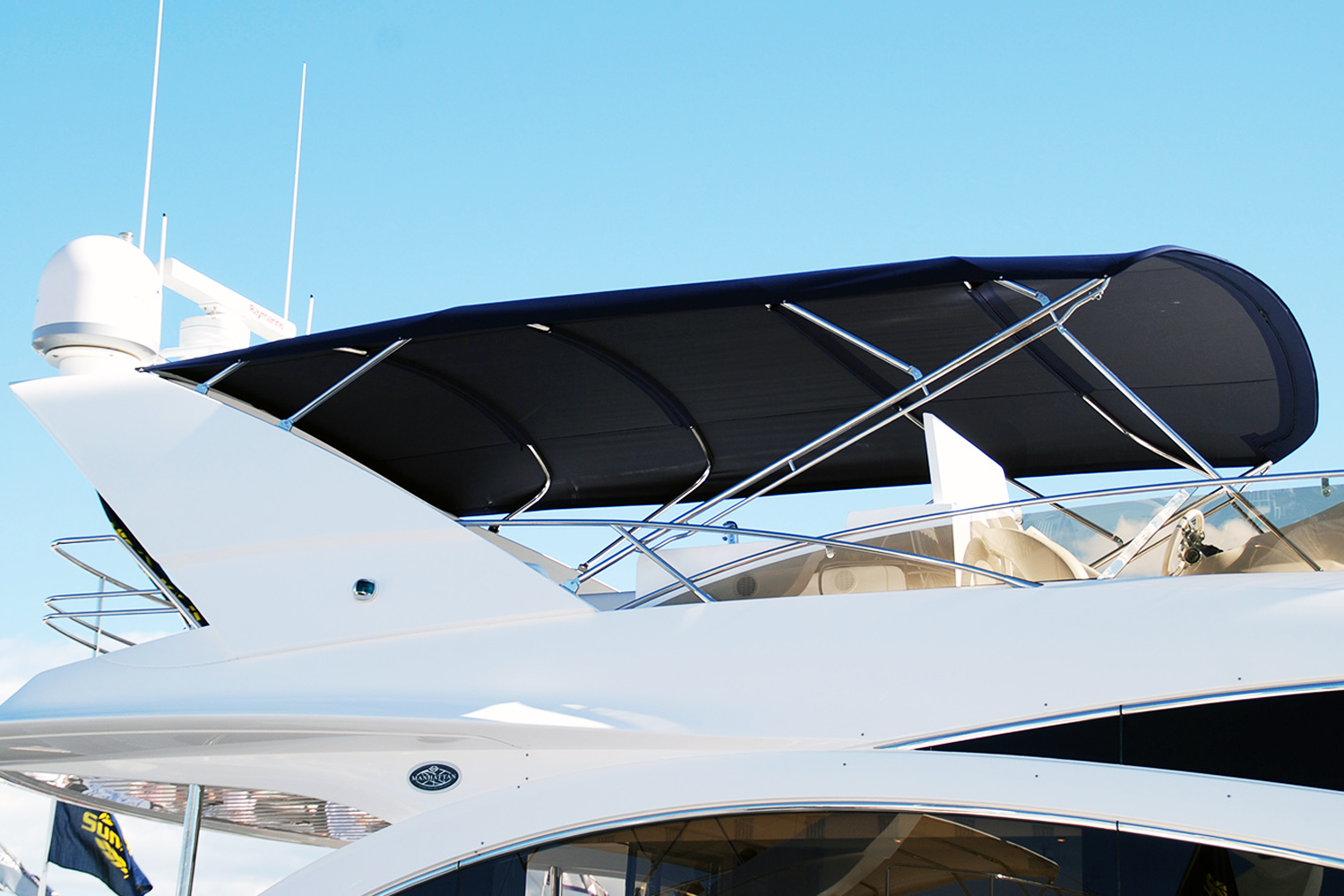 Stainless awnings and Biminis Australia