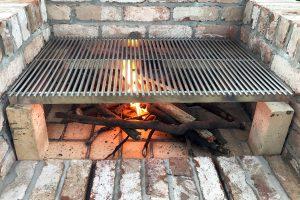 Cookout BBQ Custom Open Fire Grill BBQ