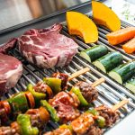 Australian Cookout BBQ Stainless Steel Infinity Grill BBQ