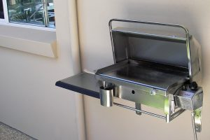 Cookout BBQ Stainless Home Balcony Barbecue