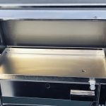 Stainless Deluxe Gas Marine BBQ