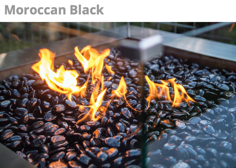 Moroccan Black