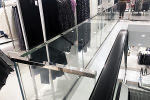Stainless Commercial Projects, H&M Pacific Fair