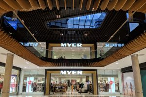 Stainless Commercial Project, Myer Robina Town Centre