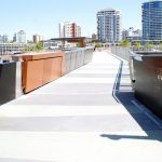 Stainless Balustrade Commercial Projects, New Farm Riverwalk
