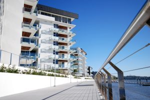 Stainless Commercial Projects, One Macquarie St Balustrade