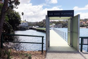 Stainless Commercial Projects, Platypus Bay Sydney Balustrade