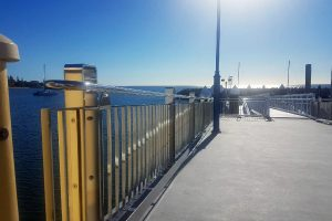 Stainless Commercial Projects, Redcliffe Stainless Handrails