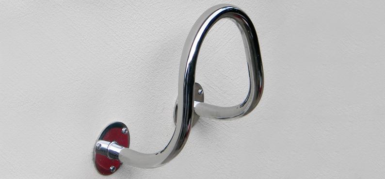 Stainless steel hose reel Australian made