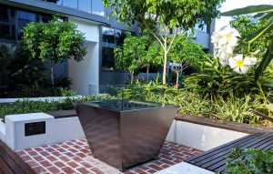 Handcrafted in Australia, the distinctive character of our stainless gas Fire Pit will bring warmth and style to your outdoor area