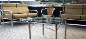 Marine custom stainless furniture Australia