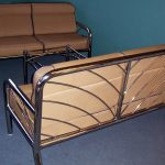 Stainless Steel Furniture, Detailed Lounge Suite