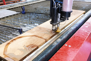 Abrasive Waterjet Cutting