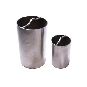 Stainless Cookout BBQ Fat Cup Accessory