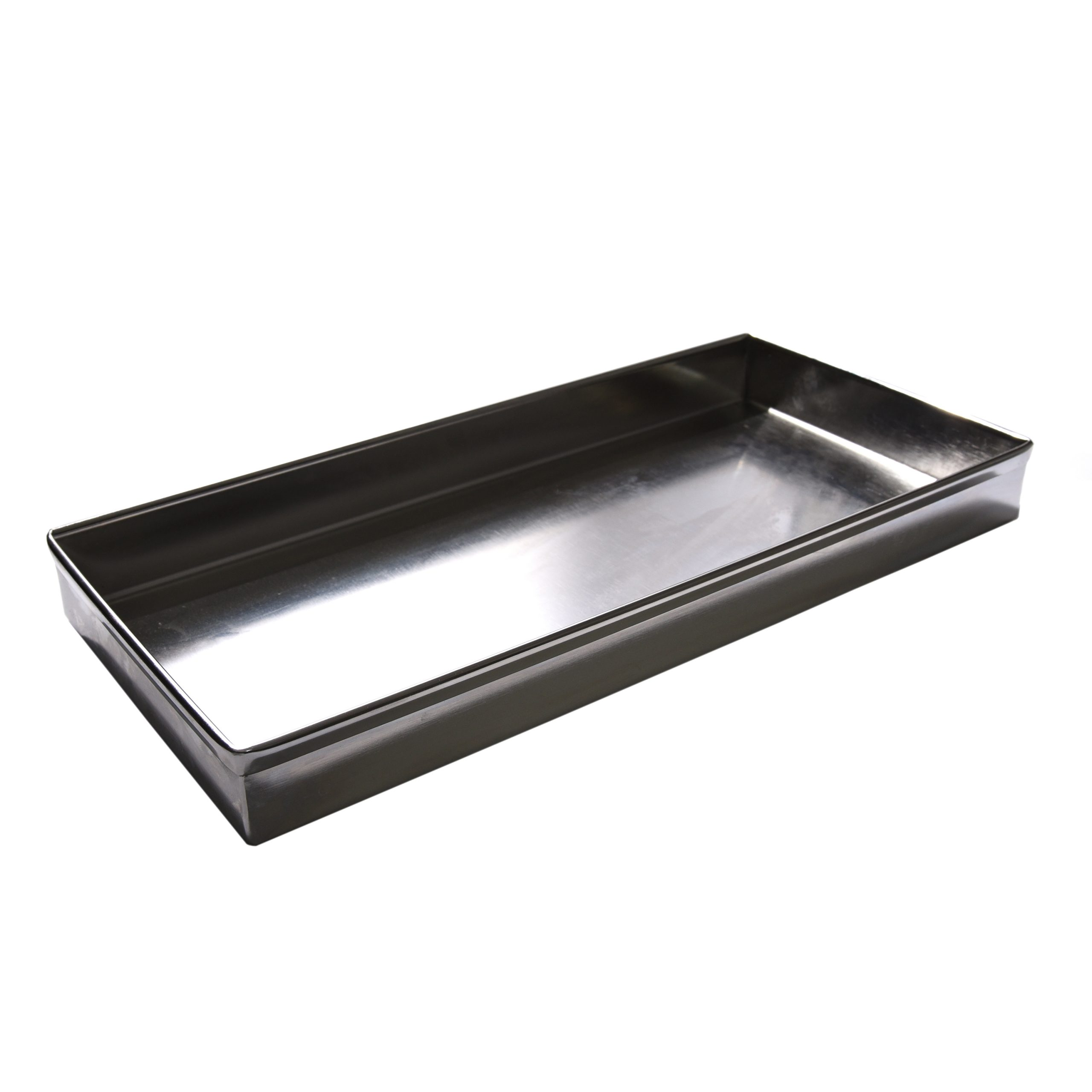 Stainless Cookout BBQ Utensil Tray Accessory