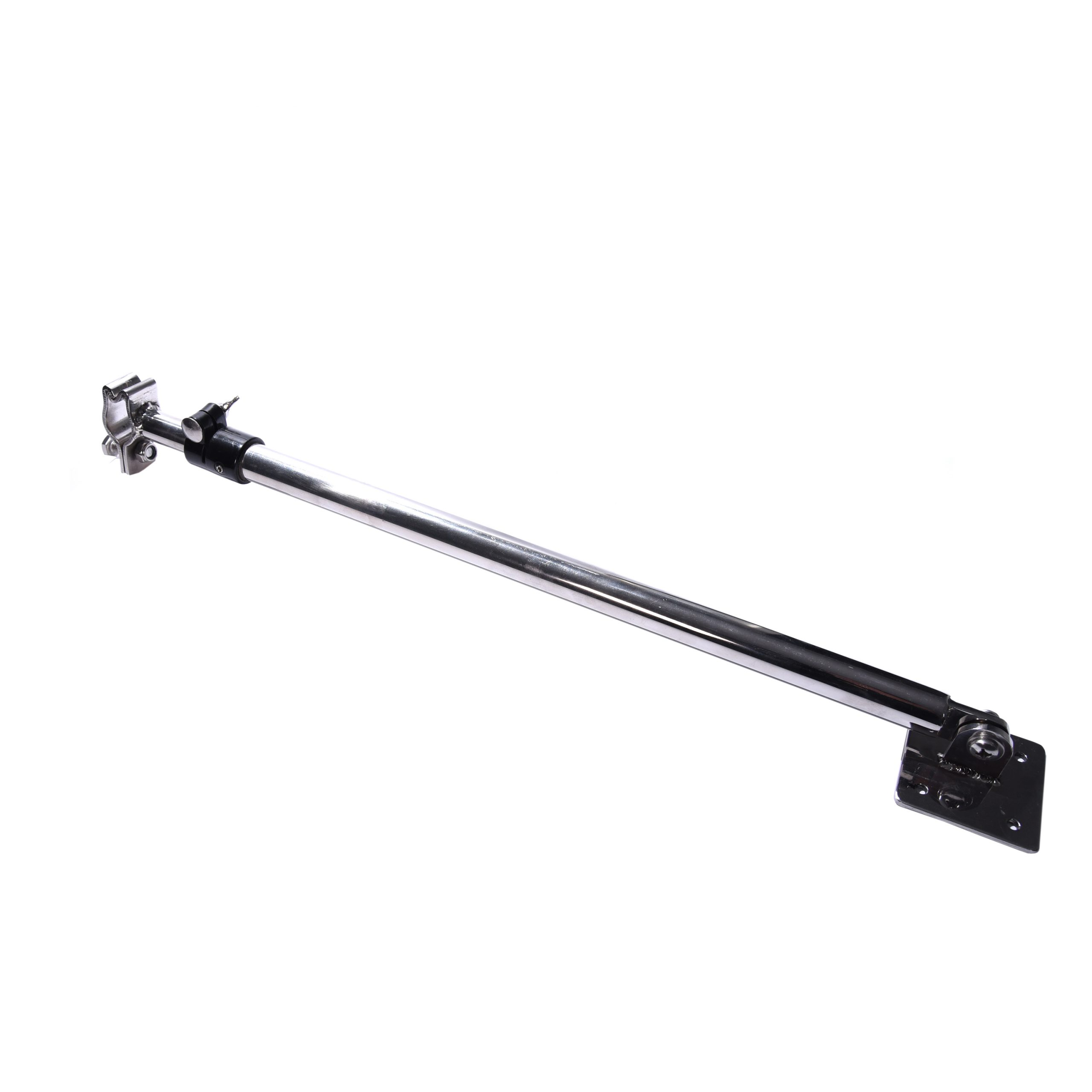 Stainless Telescopic Arm Support for Cookout BBQ for boat