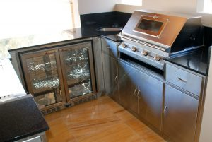 Residential stainless kitchens and benches Australia