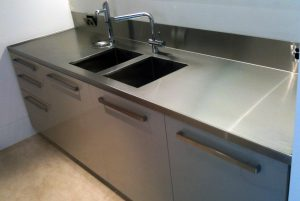 stainless kitchens, benches and sinks Australia