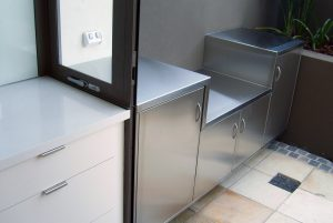 stainless steel benches Australia