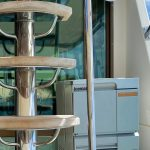 Stainless Accessories, Boat Custom Flybridge Ladder Staircase