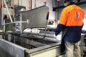 Electropolishing stainless Gold Coast, Brisbane and Australia-wide
