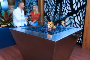 gas stainless fire pits Australia