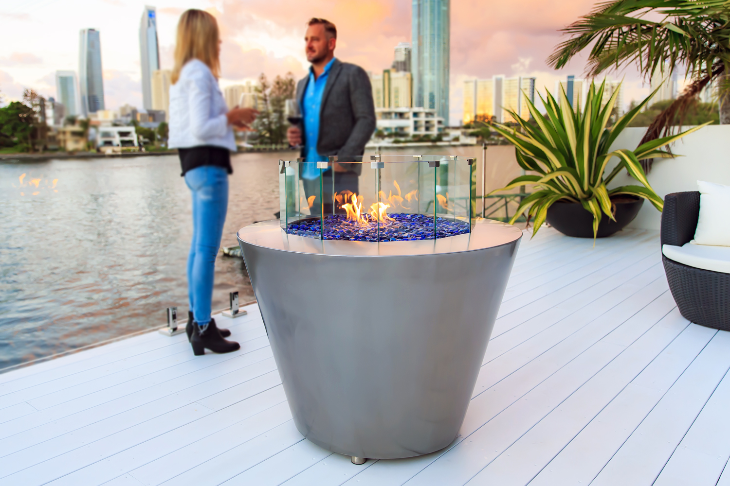 Outdoor fire pit Australia