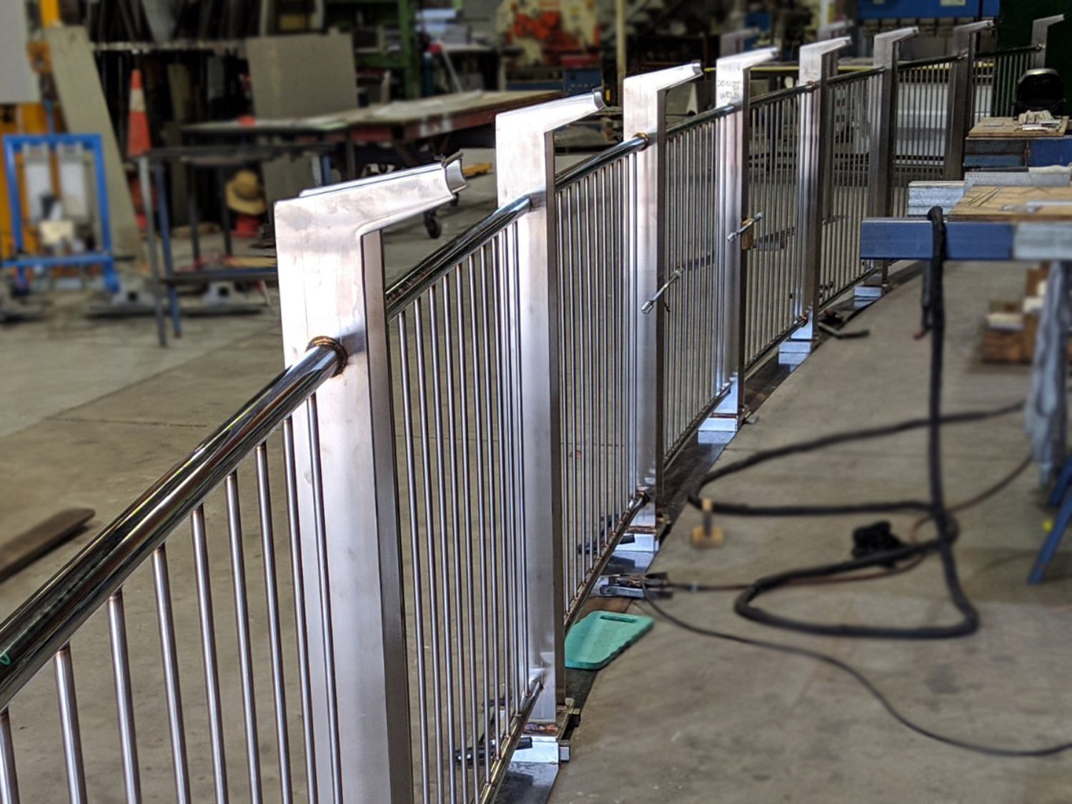 stainless balustrade gold coast