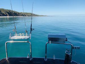 Australian made tubular stainless bait board