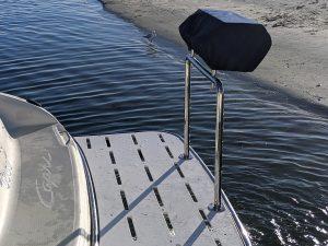 Custom duckboard for boats Australia