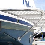Stainless boat duckboard Australia