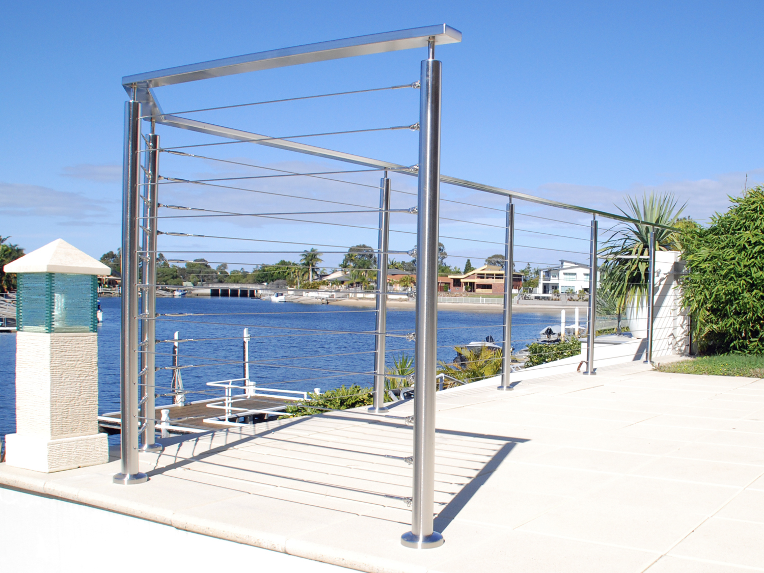 stainless steel wire balustrade australia