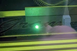 Laser Etching Stainless Steel